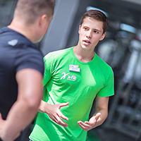 Персональный фитнес-тренер