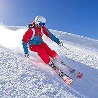 Индивидуальные уроки по горным лыжам в Москве