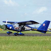 Полет на параплане, паралете, дельталете и легком самолете в Москве